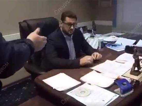 Главу Дзержинского Грибинюченко задержали за 20 тысяч долларов