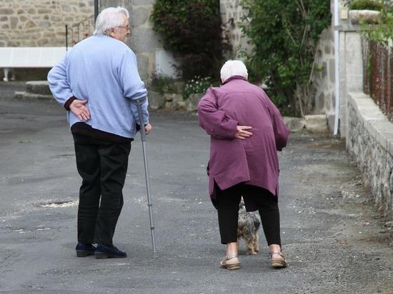 Найден способ безопасно худеть в пожилом возрасте