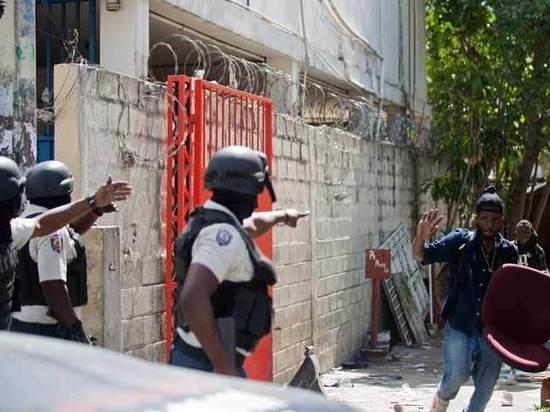 На Гаити задержаны американские наемники