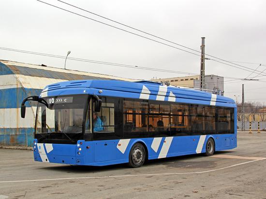 В Башкирии испытывают новый электробус