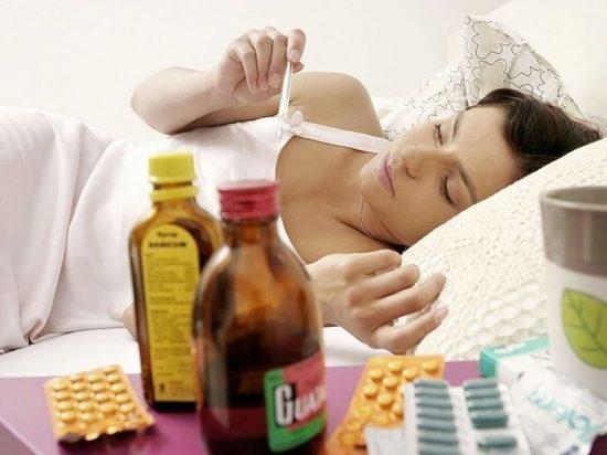 В Оренбуржье - эпидемия гриппа и ОРВИ, зафиксированы летальные исходы