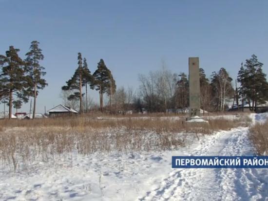 Строительству школы в алтайском селе помешал памятник красноармейцу