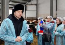 ЗАО «Калининское» проложило самый короткий путь от фермы до покупателя