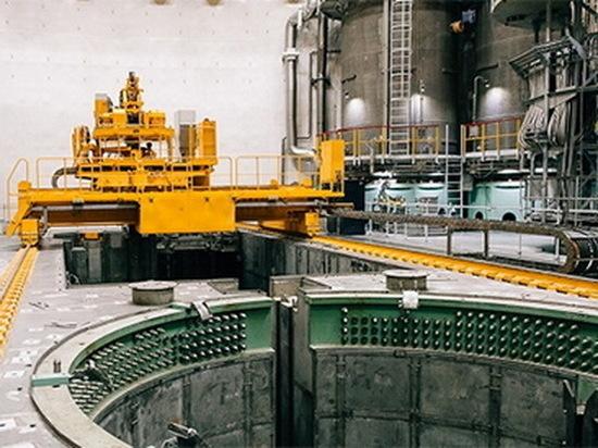 Во второй энергоблок Нововоронежской АЭС-2 загрузили топливо