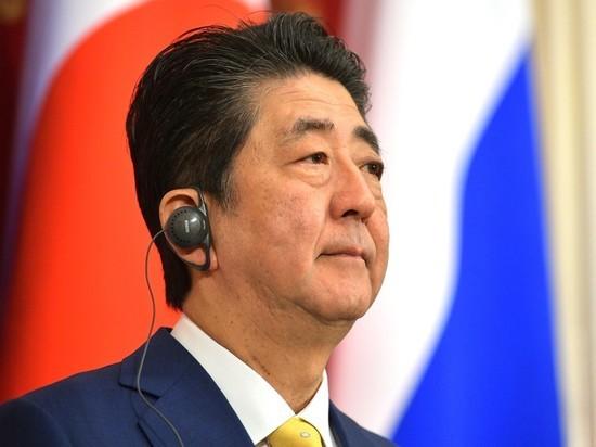 Премьер-министр Японии заявил о приоритете переговоров с Россией