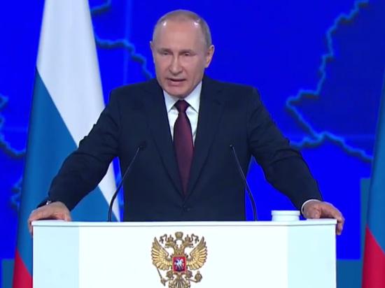 Путин предложил пересчитать выплаты пенсионерам