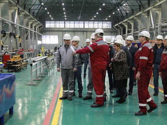 В Усть-Куте открылся новый завод
