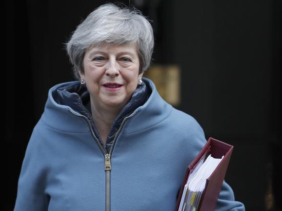 Переговоры по Брекситу: в ЕС оценили настойчивость Мэй