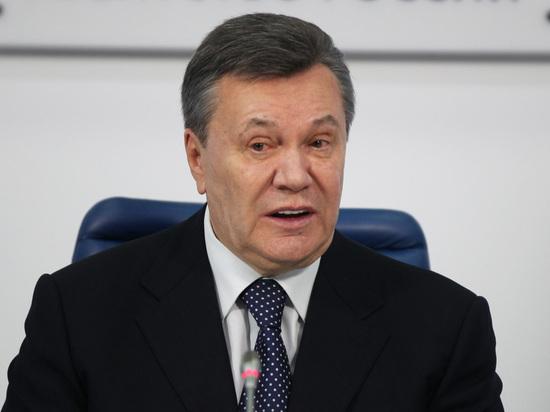 Янукович обратился к народу Украины с призывом убрать лживую власть