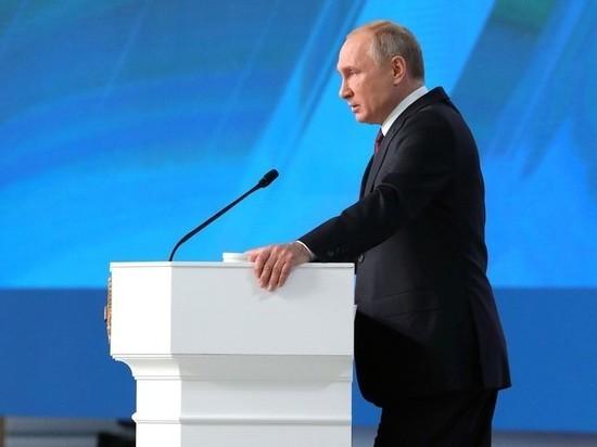 Путин пригрозил прямым ядерным ударом США