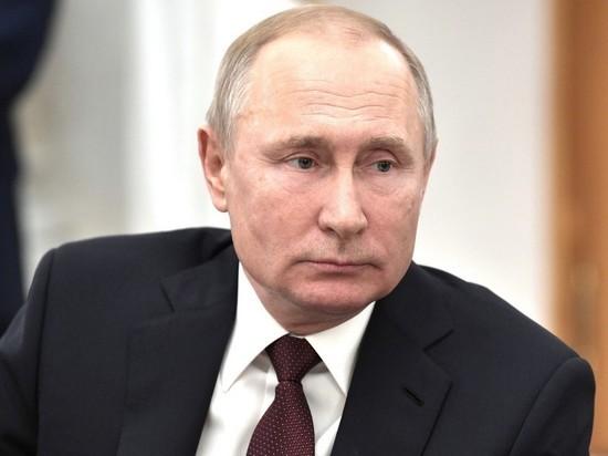 Путин объяснил совет США оценить скорость российского оружия