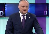 Игорь Додон: «Молдове нужен постоянный нейтралитет с международной гарантией»