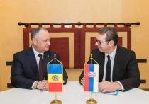Игорь Додон: Отношения с ЕС не должны вредить связям с Россией