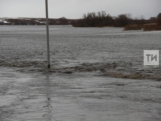 15 тыс. человек будут бороться с паводком в Татарстане