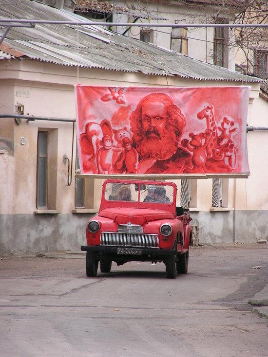 Марсианские хроники Гоши Куценко: пламенная история в Балаклаве