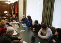Руководитель городского округа встретился с рабочими лифтового завода