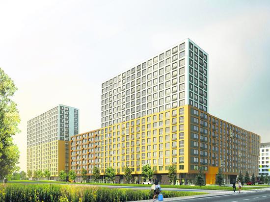 В Сургуте строится новый дом в квартале «Новин»