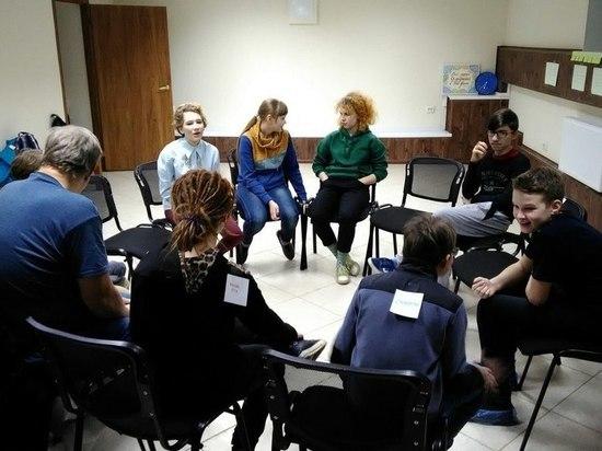 Во Владимире работает студия ролевых игр для подростков