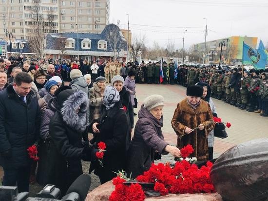 В городе почтили память воинов-интернационалистов