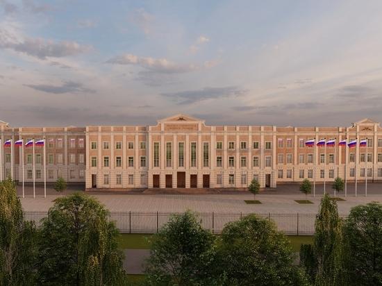 """В Твери начинают строить """"новое"""" суворовское училище"""