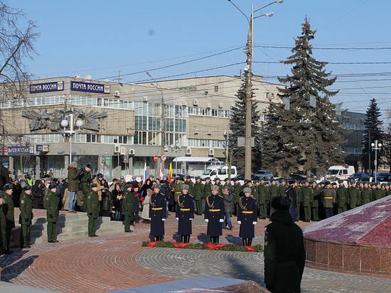 Праздничный салют ждёт жителей Твери в День защитника Отечества