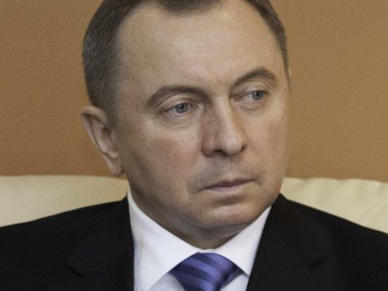 Глава МИД Белоруссии раскритиковал заявление Расмуссена о войне с Россией