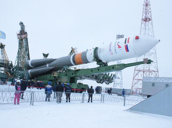 Россия вывела на орбиту египетский спутник, несмотря на нештатную ситуацию