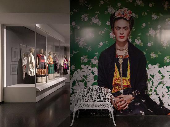 Фрида Кало в Бруклинском музее