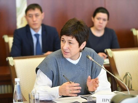 Елена Прочаковская: «В Башкирии никогда не просят лишнего»
