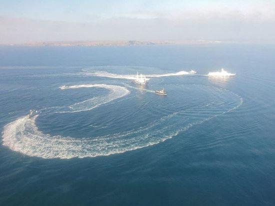 ЕСПЧ отклонил жалобу Украины на инцидент в Керченском проливе