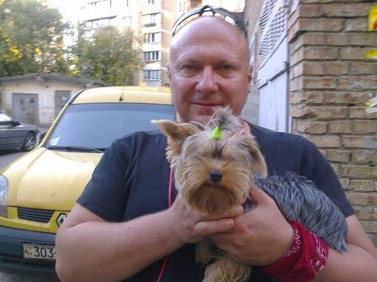 В Киеве жестоко избили «главного живодера Украины»