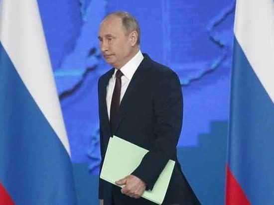 Бельгийские журналисты провели математический анализ Путина