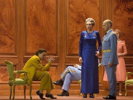Дмитрий Черников поставил в Париже «Троянцев» Берлиоза, осовременив оперу