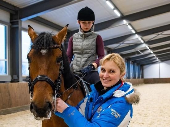 Мастер спорта по выездке Татьяна Костерина рассказала о стартах предолимпийского года