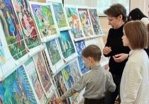 В Смоленске прошел Всероссийский конкурс юных художников