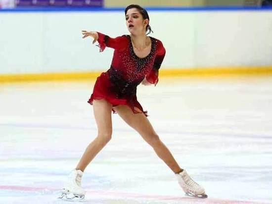 Медведева победила в финале Кубка России по фигурному катанию