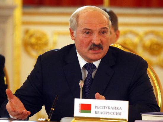 Лукашенко выступил против вхождения Белоруссии в состав России
