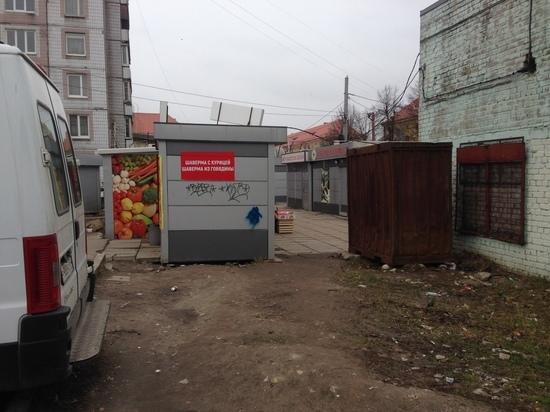 На окраине Калининграда власти нашли массу санитарных нарушений