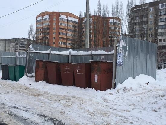 В Курской области может случиться мусорный коллапс