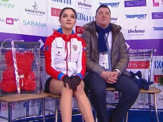 Евгения Медведева победила в Новгороде Елизавету Туктамышеву, но не убедила