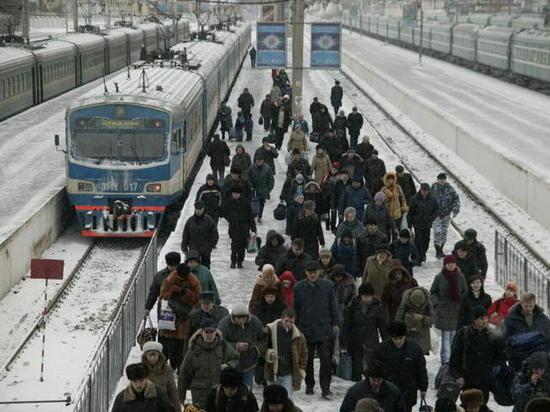Тамбовчанин, сломавший ногу в Москве, отсудил у РЖД 150 тысяч рублей