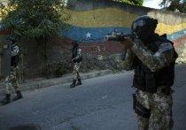 Местные жители народности пемон захватили у границы с Бразилией генерала Национальной гвардии Венесуэлы Хосе Мигеля Монтойю, после того, как военные открыли стрельбу по людям, пытавшимся помешать их проезду для установления блокировки границы для воспрепятствования передачи гуманитарной помощи
