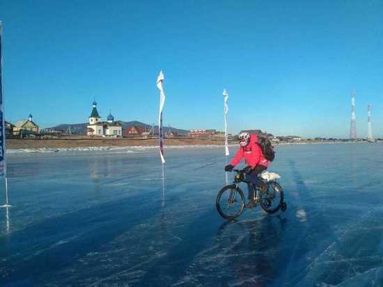 Велосипедистка из Ставрополя дошла до финиша в экстрим-марафоне