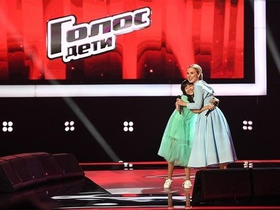 Маленькая астраханка покорила звездное жюри в шоу «Голос.Дети»