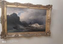 Картины Айвазовского увезут из Феодосии