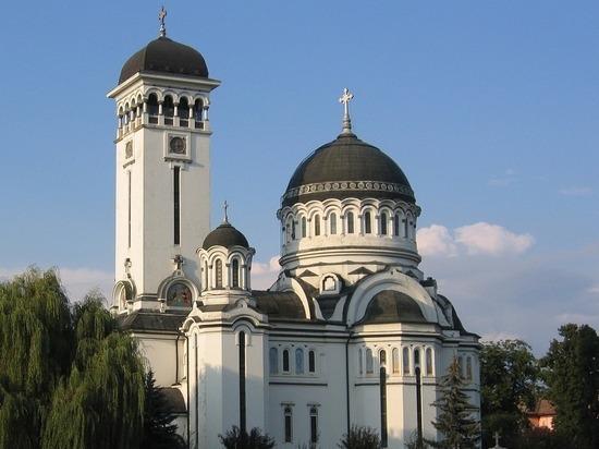 Румынская церковь потребовала от Украины гарантий