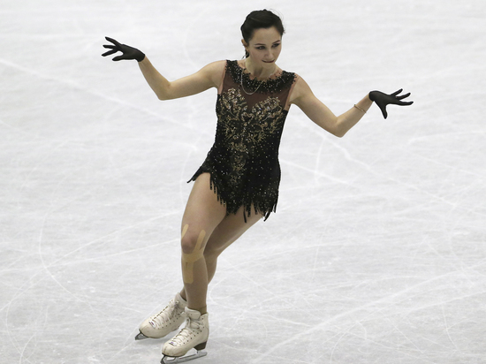 Медведева признала: «Лиза Туктамышева должна ехать на чемпионат мира»