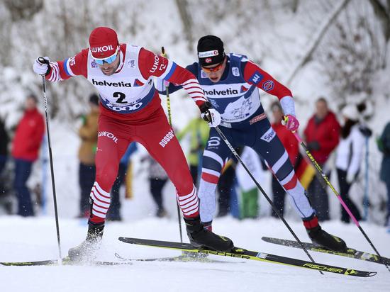 Российские лыжники завоевали серебро в спринте на чемпионате мира