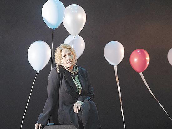 В театре «Модерн» поставили спектакль о любимой актрисе Гитлера