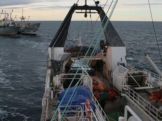 Новая система навигации «Гонец» резко усложнила работу мурманских рыбаков